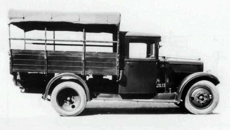 1934-37 Fiat 618c