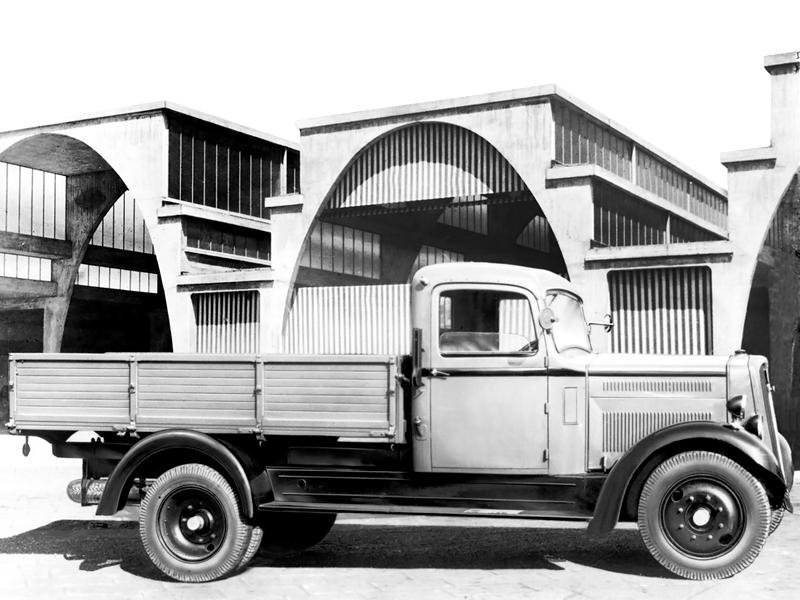 1934-39 Fiat 621 N