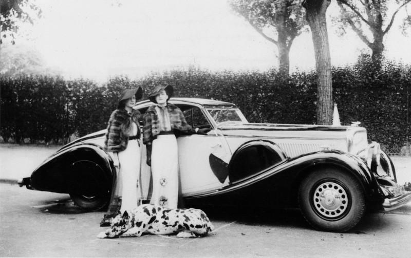 1934 Panhard et Levassor Eclipse Pourtout