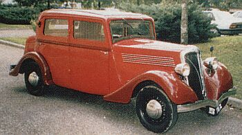 1935 Berliet 944 type VILD berline, coupe(1,6l)