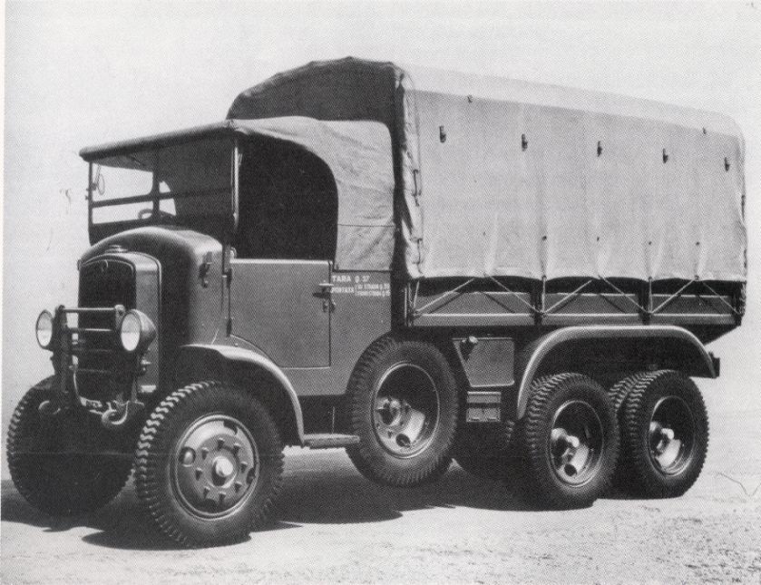 1935 Fiat Dovunque 33