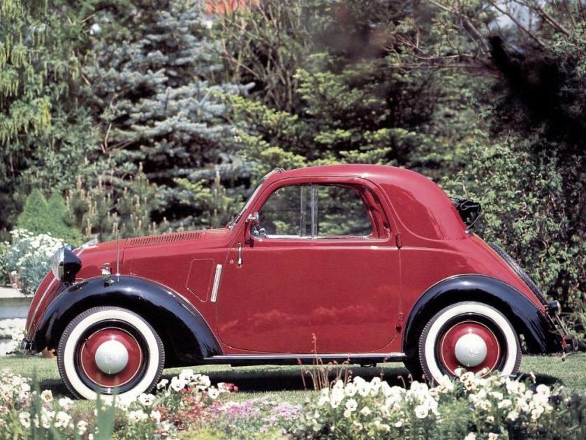 1936-48 Fiat 500 Topolino a