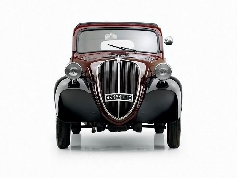 1936-48 Fiat 500 Topolino