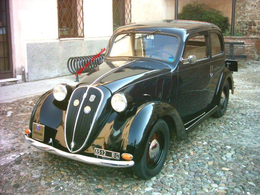 1936 Fiat 1100-508C