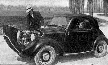 1936 Fiat 500