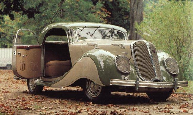1936 Panhard Dynamic 140