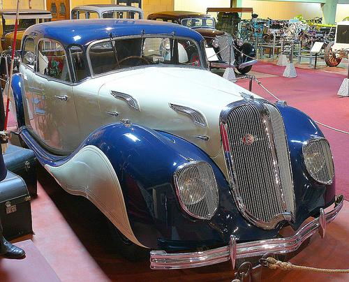 1936 Panhard Dynamic a