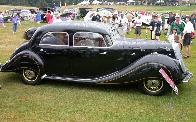 1936 Panhard Dynamic b