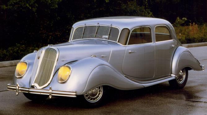 1936 Panhard Dynamic