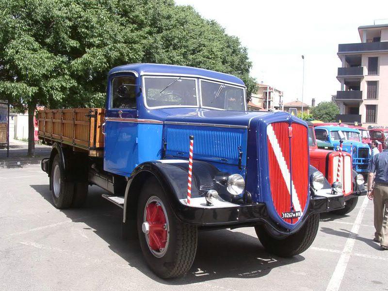 1937 FIAT 634, , 8500 à 11700cm3, 105 à 132cv suivant l'année