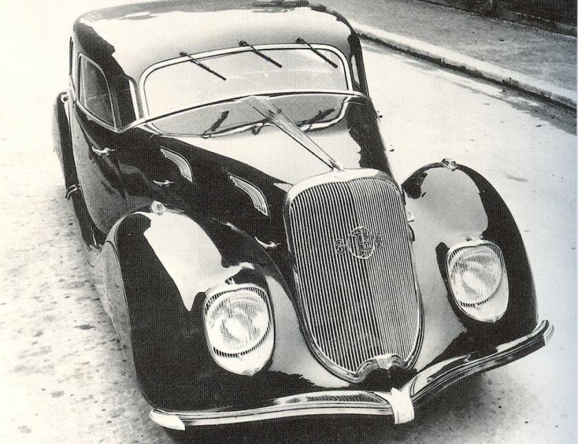 1937 Panhard et Levassor Dynamic
