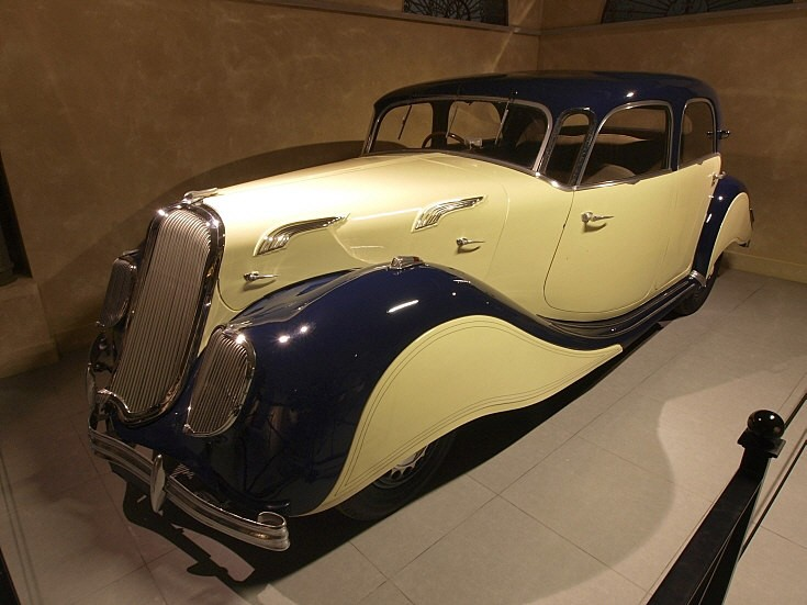1937 Panhard & Levassor X77 Dynamic