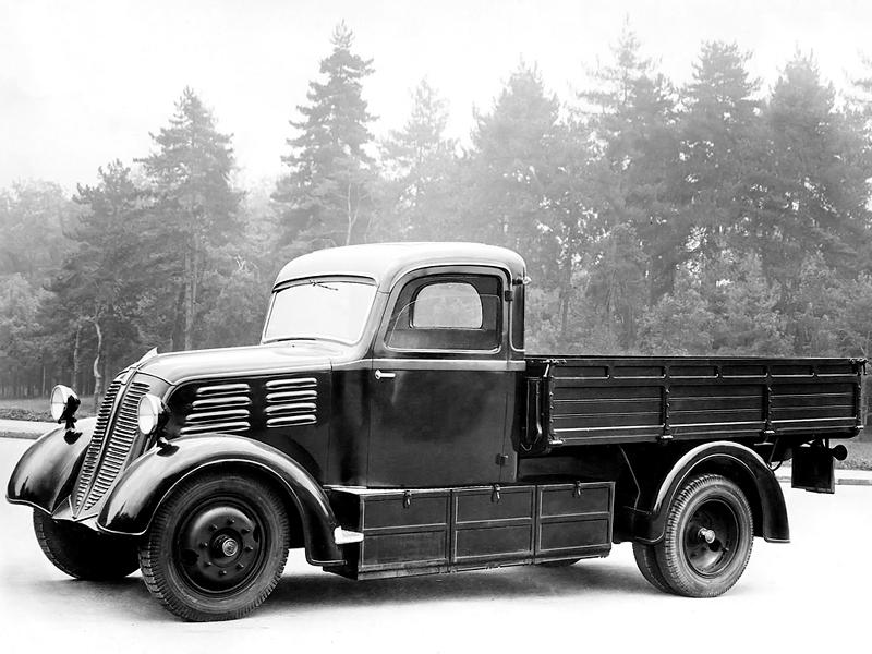 1938-39 Fiat 621 E