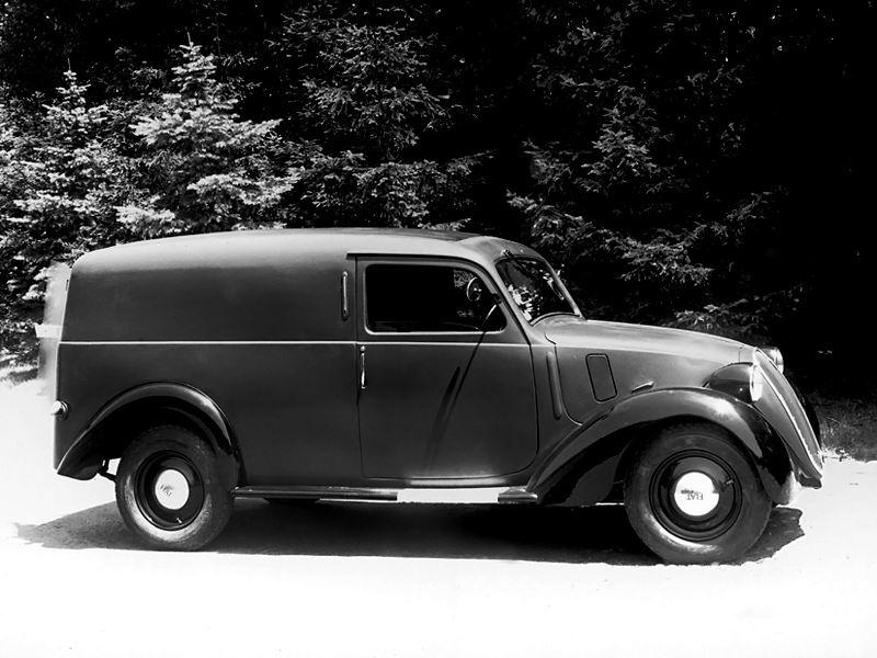 1938-41 Fiat 508 L