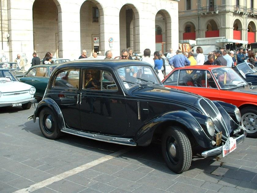 1938 Fiat 1500B