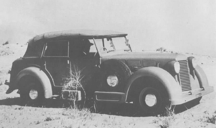 1938 Fiat 2800 CMC