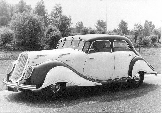 1938 Panhard Dynamic Panoramic