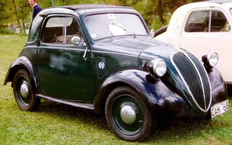 1939 FIAT 500A