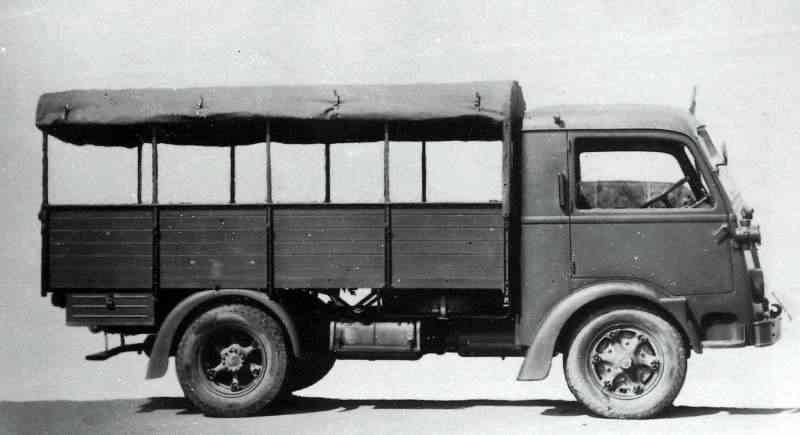 1939 fiat 626NM