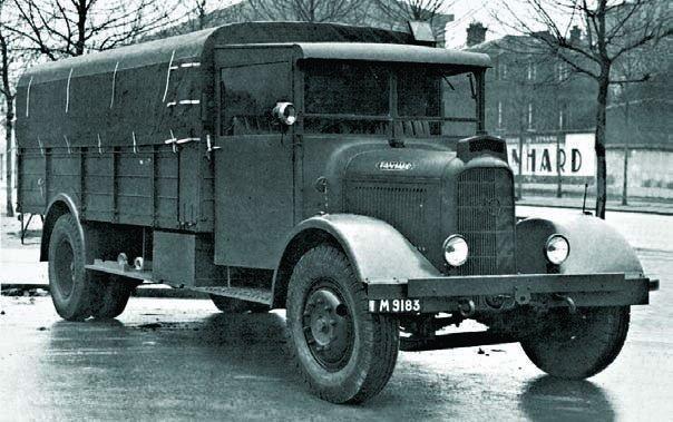 1939 Panhard-Levassor К-113