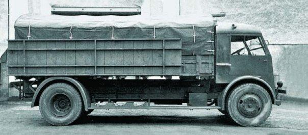 1939 Panhard-Levassor К-125