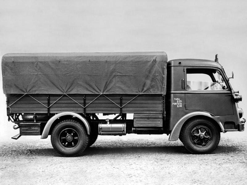 1940-45 Fiat 626 NLM