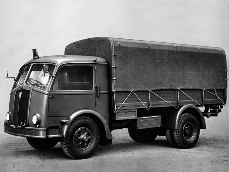 1940 Fiat 666 NM-RA