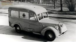 1940 Fiat Bertone 1100