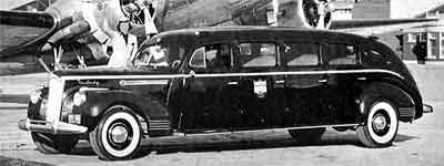 1941 Packard Heney-Limo-400