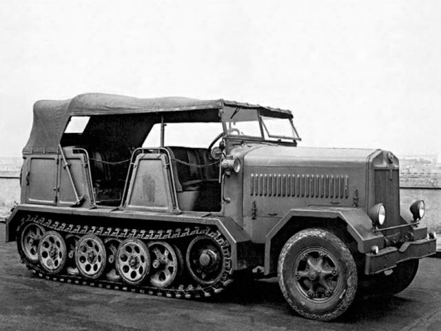 1942-43 Fiat 727 SC