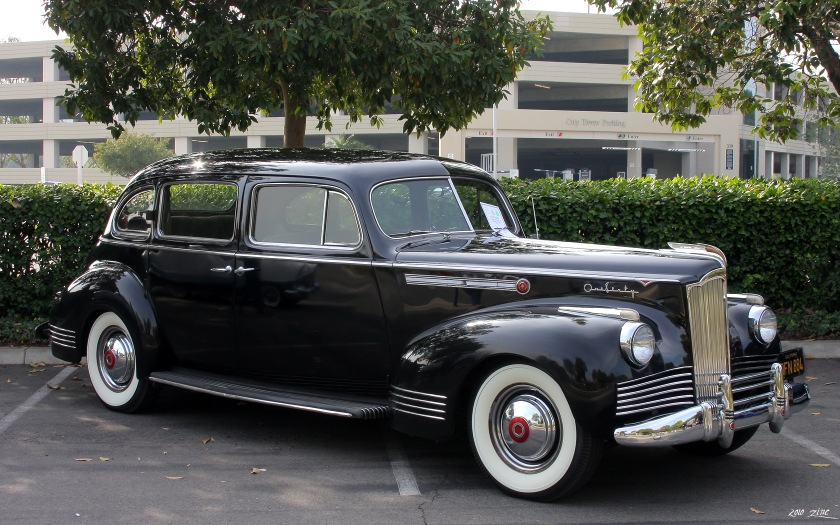 1942 Packard (20. Serie) Super Eight One-Sixty Limousine
