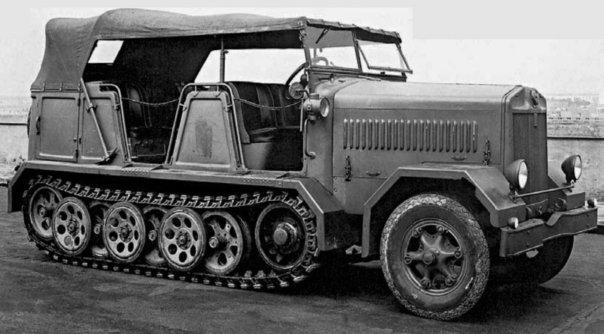 1943 FIAT SC727