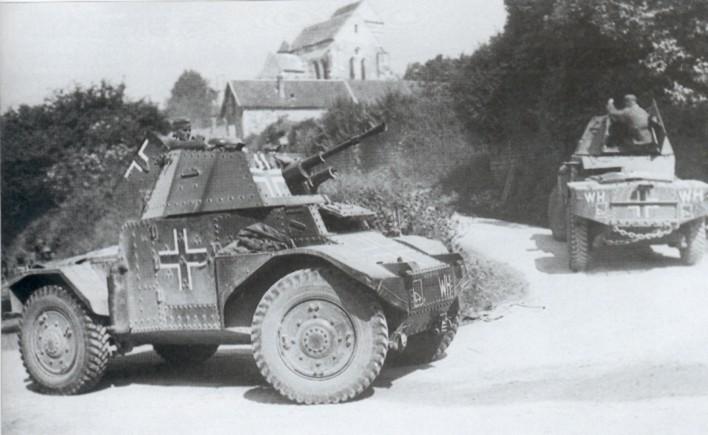1943 panhard amd178a