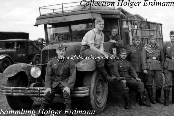 1943 Panhard Lkw Typ
