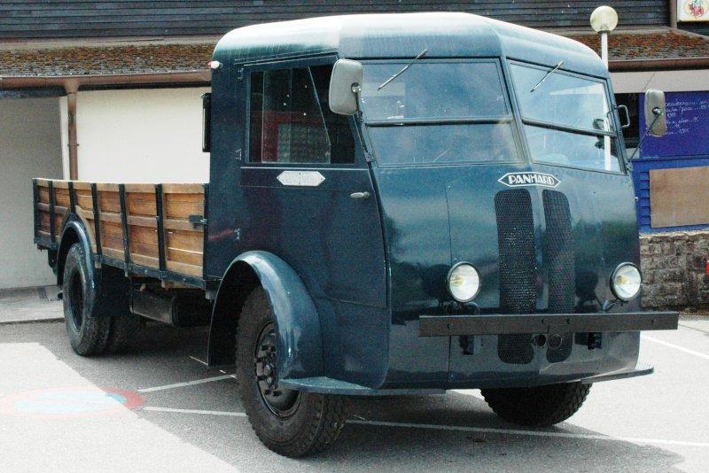1945 PANHARD K155, moteur 4 cyl essence