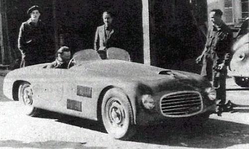 1947 Allemano Ferrari 166S Spyder #001S b