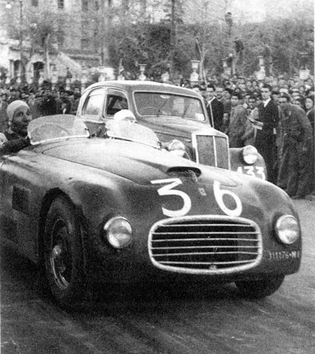 1947 Allemano Ferrari 166S Spyder #001S d
