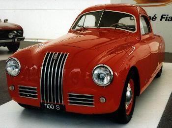 1947 Fiat 1100 s