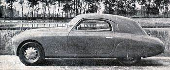 1947 Fiat 1500 coupe