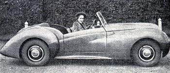 1947 healey roadster