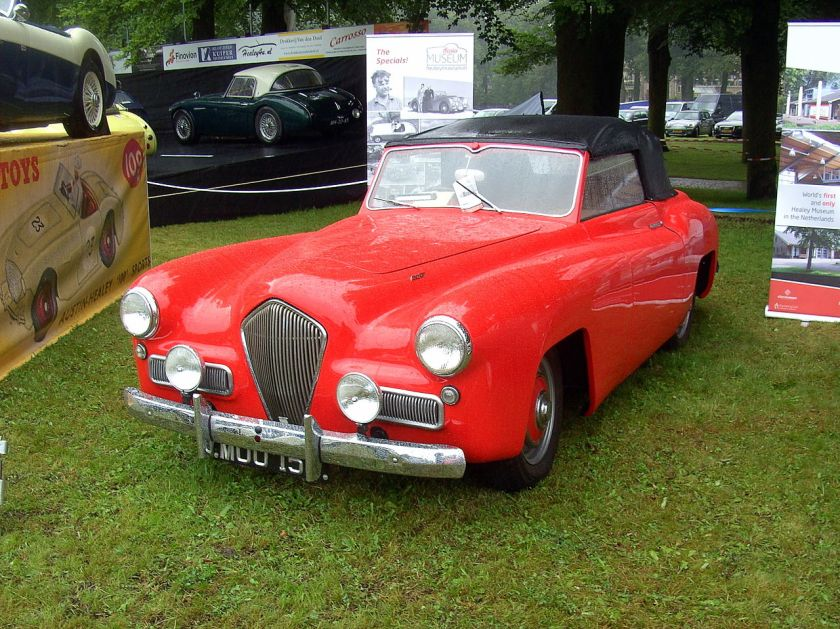 1947 Healey Sportsmobile Roadster