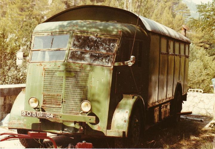 1947 Panhard K922