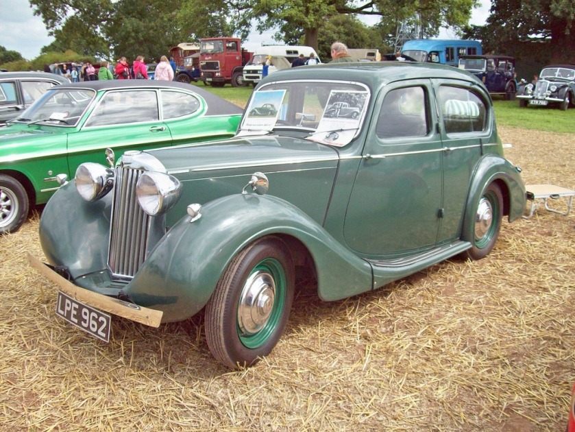 1947 Sunbeam Talbot Ten Engine 1185cc S4 LPE