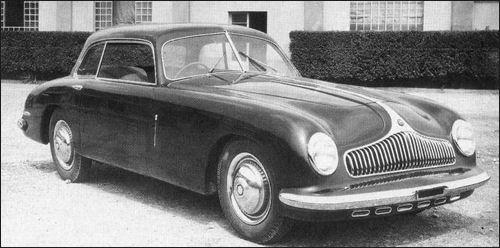 1948 Allemano 6C 2500S