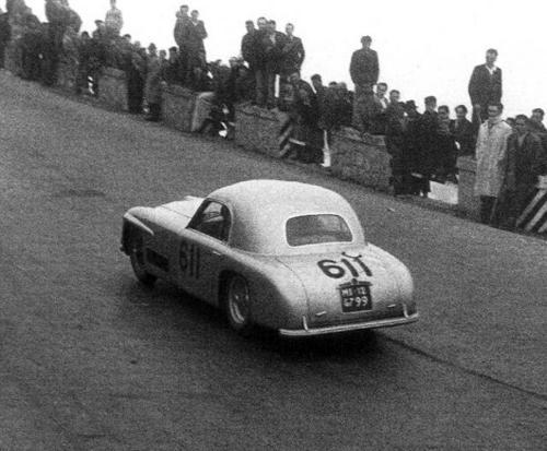 1948 Allemano Ferrari 166S Berlinetta #003S  b