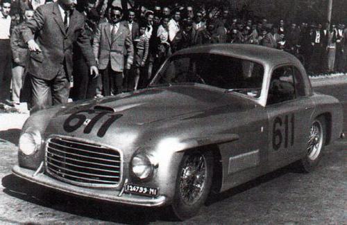 1948 Allemano Ferrari 166S Berlinetta #003S  d