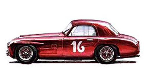 1948 Allemano Ferrari 166S Berlinetta #003S  h