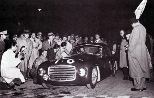 1948 Allemano Ferrari 166S Berlinetta #003S  j