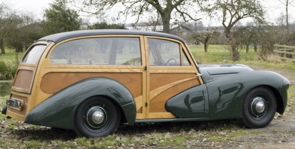 1948 AUstin Healey Woodie Wagon