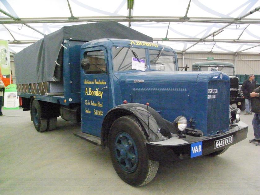1948 Berliet GDC 6W